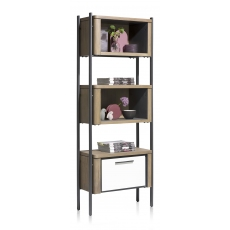Shirley Bookcase by Habufa