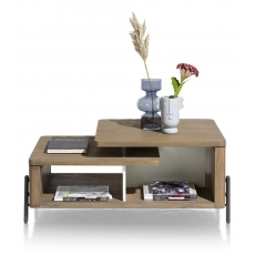 Shirley Coffee Table by Habufa