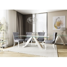 Alvaro 180 X 90cm Dining Table by Torelli
