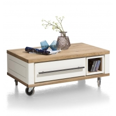 Jardin Coffee Table (White) by Habufa