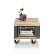 Jardin Side Table (Anthracite) by Habufa