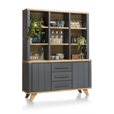 Jardin Cabinet (Anthracite) by Habufa