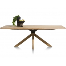 Jardino 230cm Dining Table by Habufa