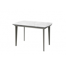 Verdi 120cm-180cm Ceramic Extending Dining Table by Torelli