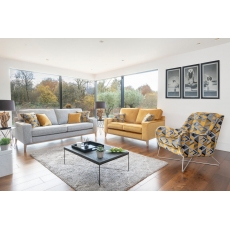 Fairmont 3 Seater Sofa by Alstons