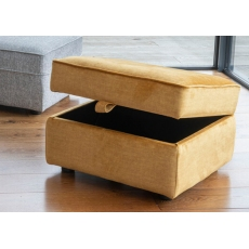 Fairmont Storage Footstool by Alstons