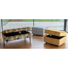 Fairmont Footstool by Alstons