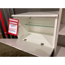 Manhattan Wall Hung Base Unit by Calligaris (Clearance Item)