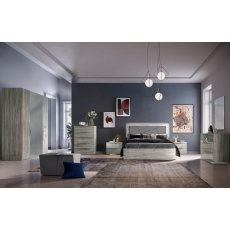 Diana 5ft Kingsize Bedframe (Upholstered) by Euro Designs