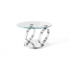 Olympia Swivel Extending Coffee Table by Torelli