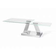 Sparta Swivel Extending Coffee Table by Torelli