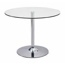 Elena 100cm Dining Table