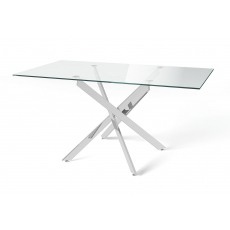 Clara 160 x 90cm Rectangle Dining Table