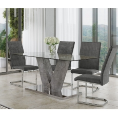Dolce 160 x 90cm Rectangle Dining Table