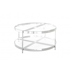 Omari Coffee Table by Torelli