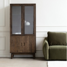 Nordic Display Cabinet (Type 2) by Baltic