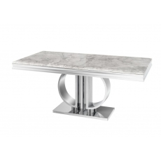 Donatello 180cm Marble Dining Table
