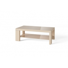 Lucca Cream Coffee Table by Torelli