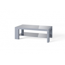 Lucca Dark Grey Coffee Table by Torelli