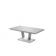 Vivaldi Matt Grey Coffee Table by Torelli