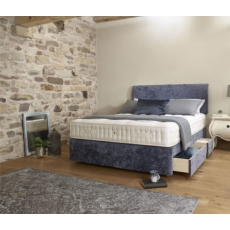 Anguilla 4,250 Turn Free Mattress & True Edge Divan Set by Harrison Spinks