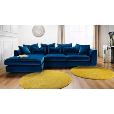 Bossanova Large LHF Chaise Sofa by WhiteMeadow