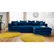 Bossanova Large RHF Chaise Sofa by WhiteMeadow