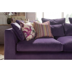 Bossanova Small RHF Chaise Sofa by WhiteMeadow