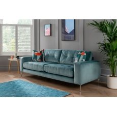 Kora Large Sofa by WhiteMeadow