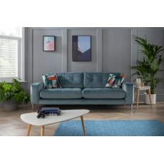 Kora Small Sofa by WhiteMeadow