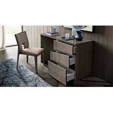 Tekno Dressing Table with Drawers