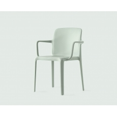 Pair of Bayo Outdoor Chairs (CB2119) from Connubia by Calligaris