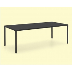 Iron 200 x 100cm Outdoor Dining Table from Connubia by Calligaris