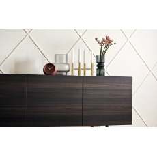 Horizon 180cm 3 Door Sideboard (CS6017-4A) by Calligaris