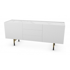 Horizon 180cm 2 Door + 3 Drawer Sideboard (CS6017-5B) by Calligaris