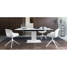 Echo 250cm Non-Extending Dining Table (CS4072-FR 250) by Calligaris