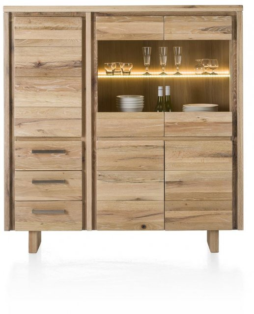 Habufa Masters Highboard Cabinets Display Units Belgica Furniture