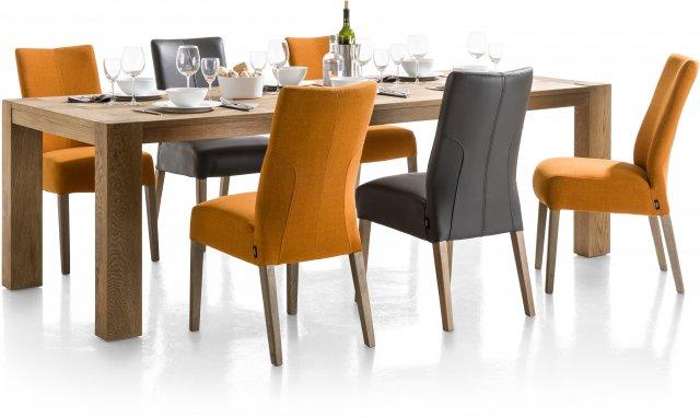 Santorini Extending Dining Table (3 Sizes)