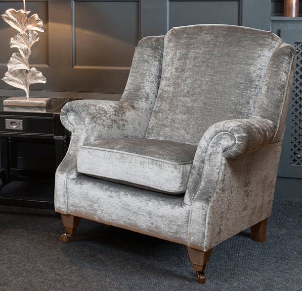 41559fd1717 Buy the Alstons Lowry Wing Chair at Belgica - Belgica Furniture