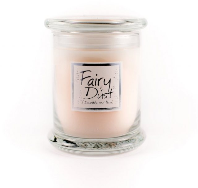 Fairy Dust Candle Jar
