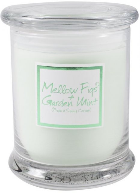 Mellow Figs and Garden Mint Candle Jar