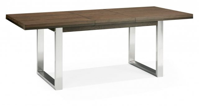 Buy The Tivoli 4 6 Extending Dining Table Belgica Furniture