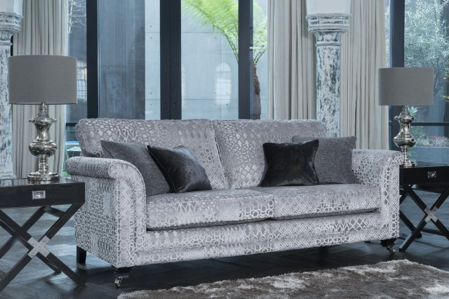 Fleming Grand Sofa by Alstons