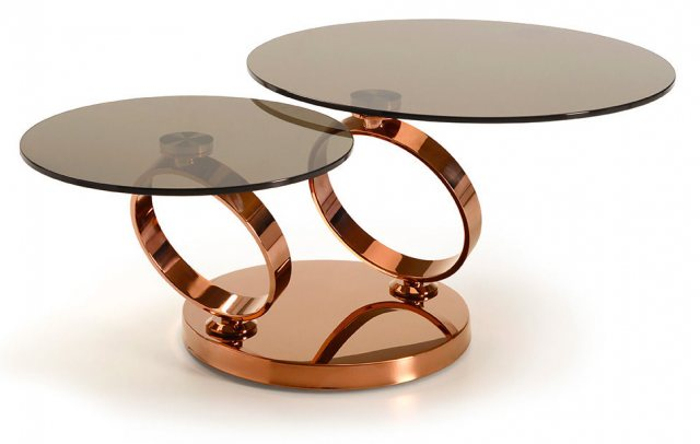 Surprising Rose Rings Coffee Table By Kesterport Ibusinesslaw Wood Chair Design Ideas Ibusinesslaworg