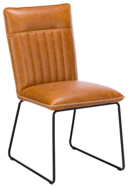 Cooper Dining Chair (Tan) by Baker
