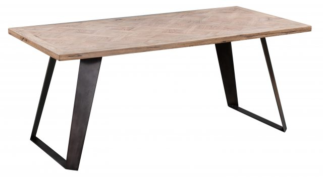 Ralto 140cm Fixed Dining Table