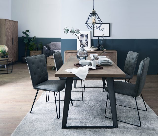 Ralto 220cm Fixed Dining Table