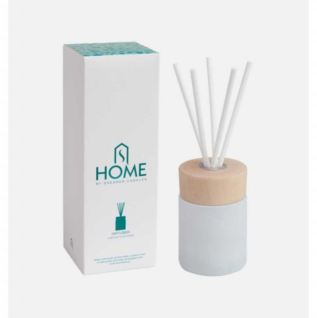 Bathroom Diffuser with Gift Box by Shearer Candles
