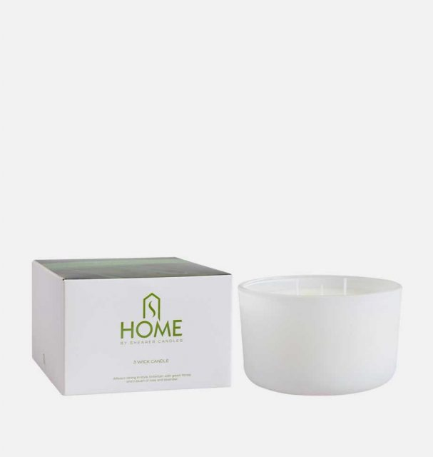 Garden Multiwick Candle with Gift Box by Shearer Candles