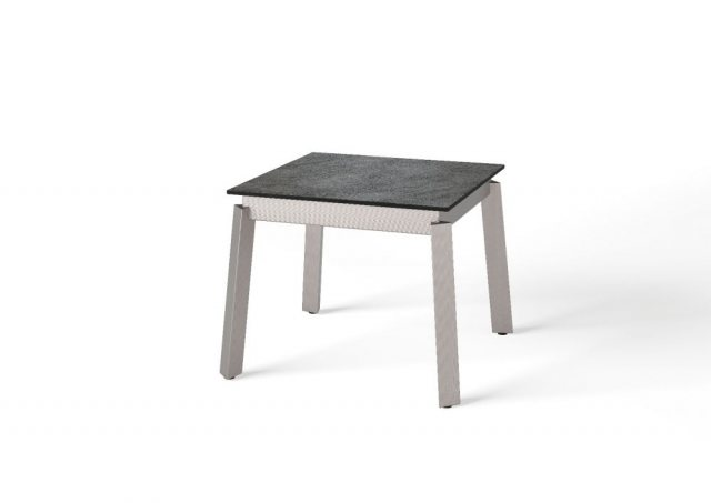 Agata Ceramic Side Table by Torelli